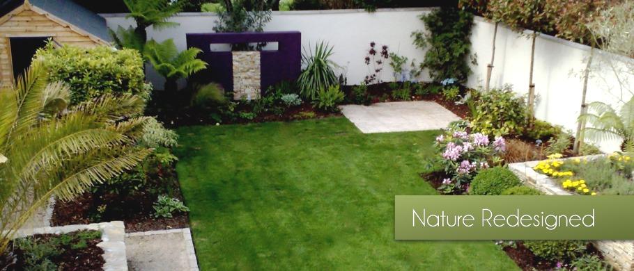 Landscape gardening dublin garden for Garden design kilkenny
