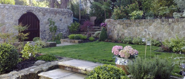 Landscape gardening dublin garden for Irish garden designs